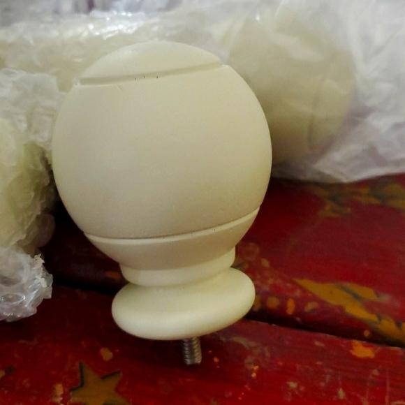 Pottery Barn Finials